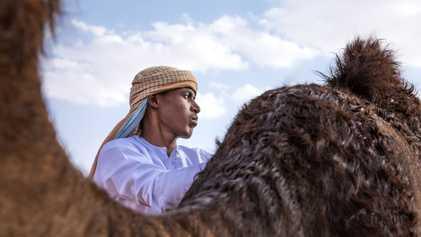Imagens revelam os esplendores de Abu Dhabi