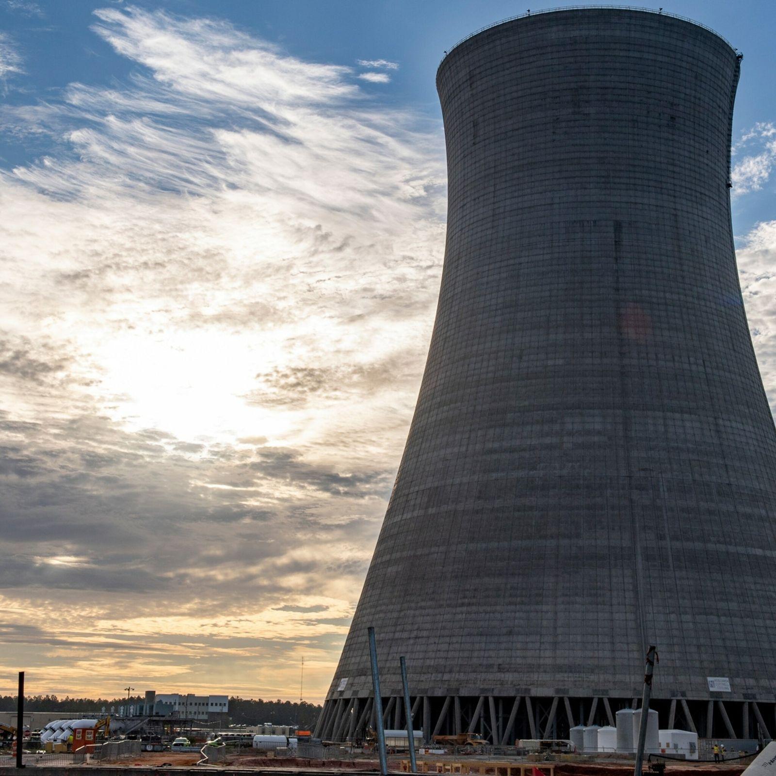 Georgia Power Vogtle plant