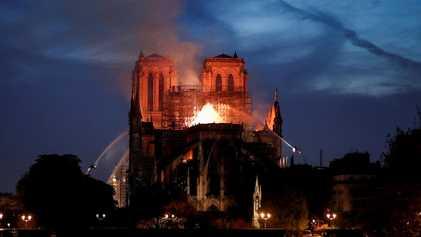 Muitos outros ícones históricos enfrentam os mesmos riscos que Notre Dame