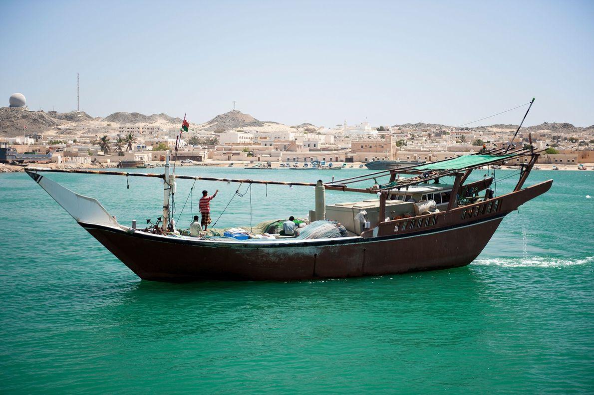 Masirah Island, Oman