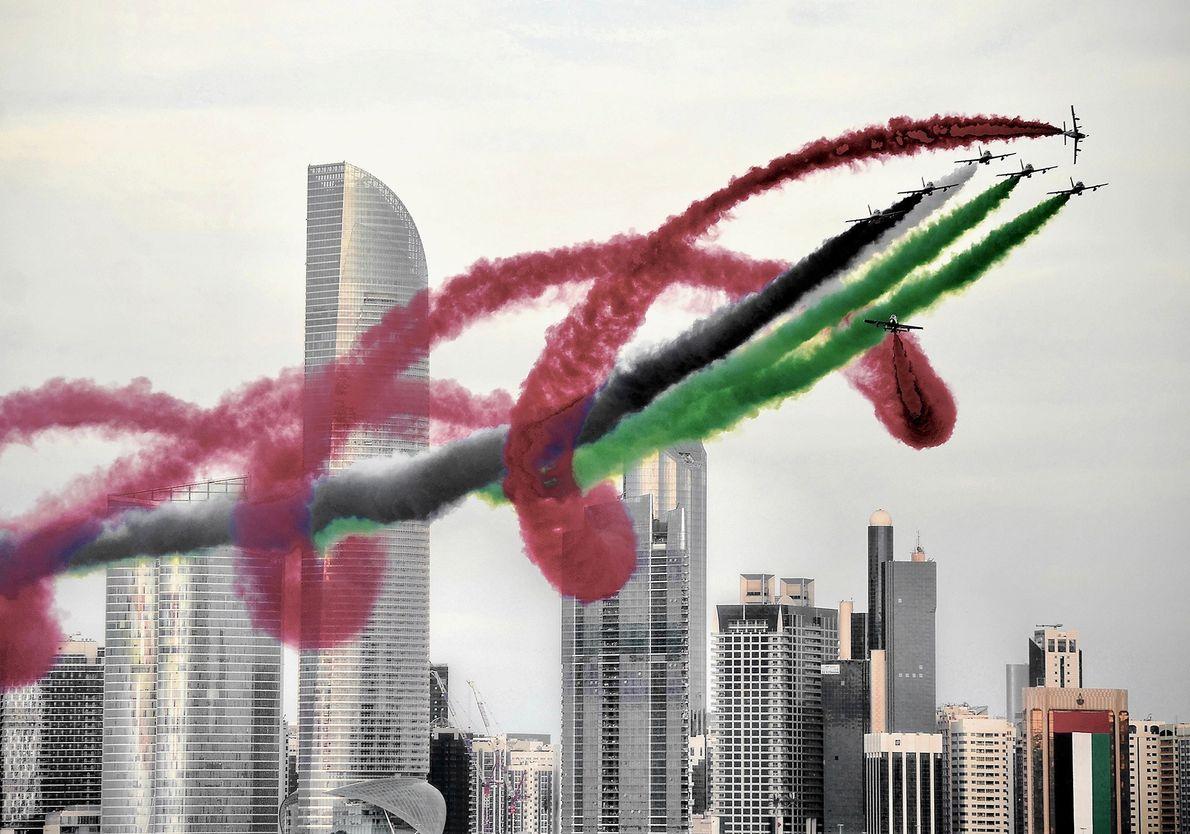 As comemorações do Dia Nacional, em 02 de dezembro, são realizadas em todo o país para ...