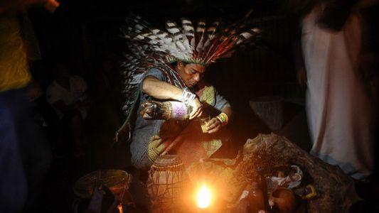 Alucinógenos antigos encontrados em bolsa xamânica milenar