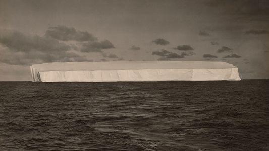 Fotos antigas mostram como era a Antártida
