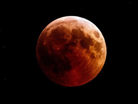 Saiba como assistir ao último eclipse da Lua de Sangue da década