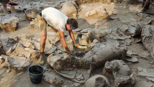 Arqueólogos finalmente descobrem motivo do abandono de palácio cananeu há 3,7 mil anos