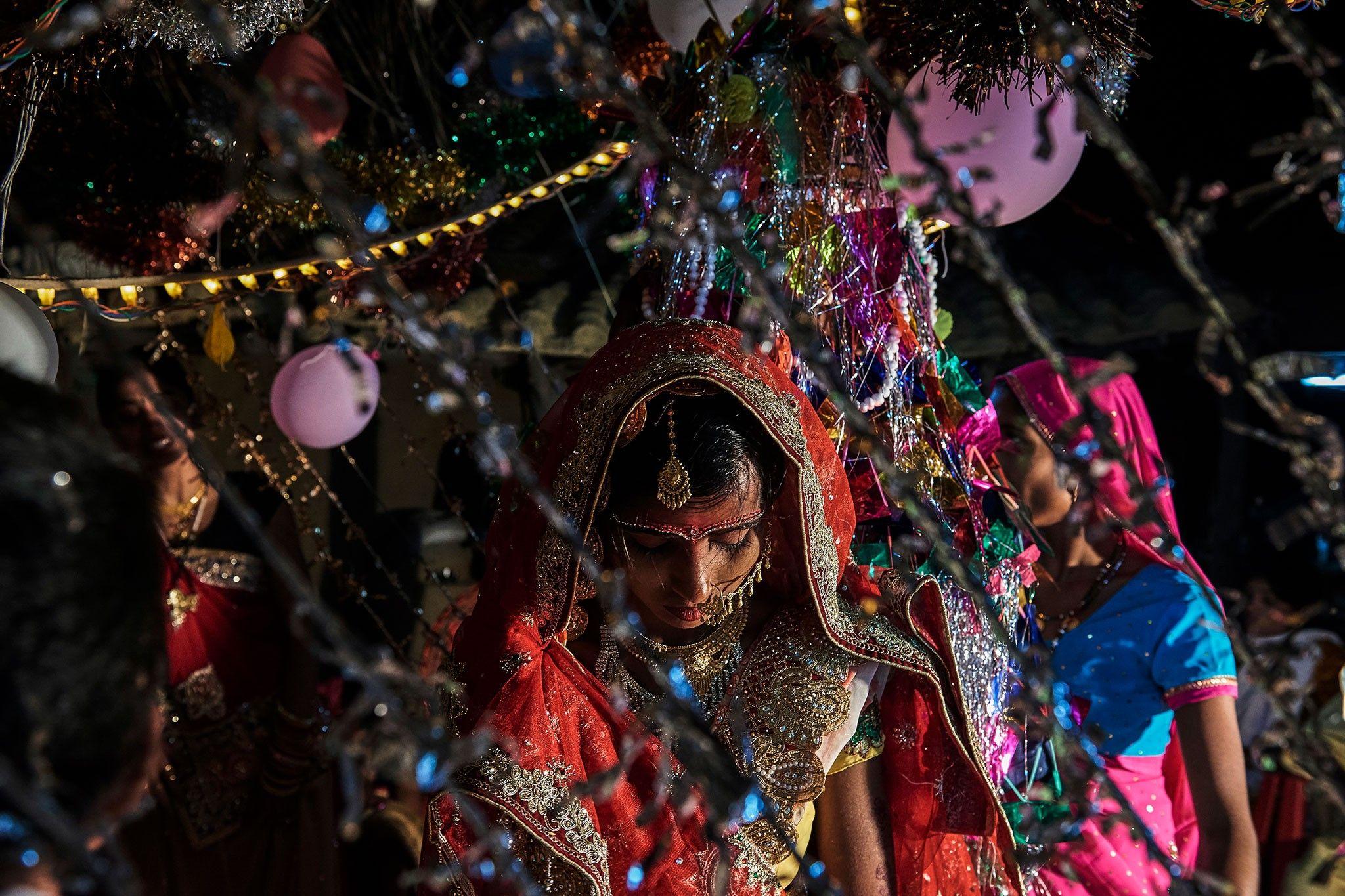 As noivas crianças esquecidas da Índia | National Geographic