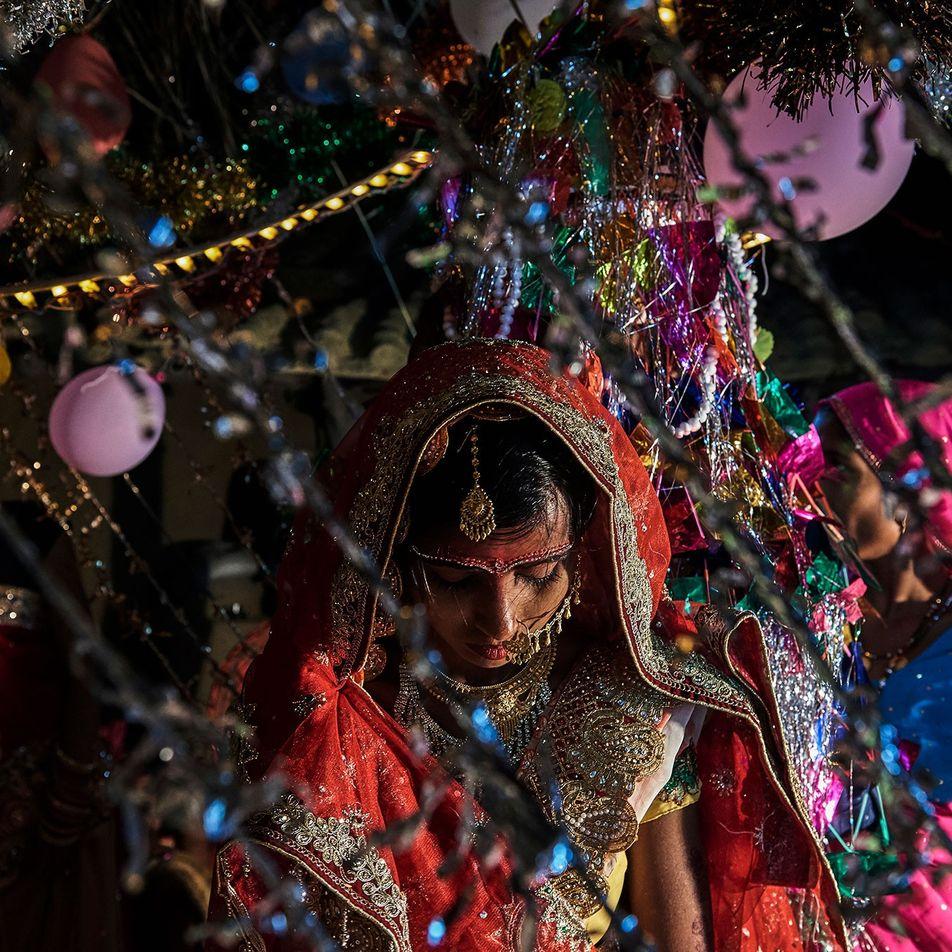 As noivas crianças esquecidas da Índia