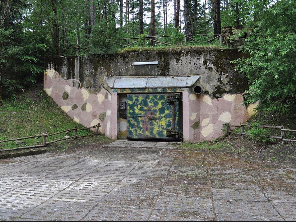 Arqueologia revela instalações nucleares da Guerra Fria na Polônia