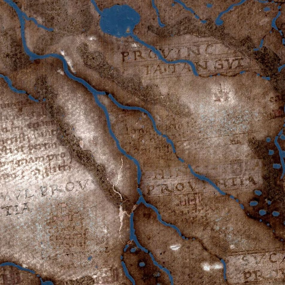 Mapa de 500 anos utilizado por Colombo revela segredos históricos