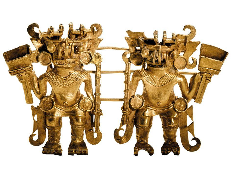 Rumores de tesouros antigos atraíram saqueadores à 'Cidade Perdida' na Colômbia