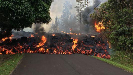 Você sabe qual é a diferença entre magma e lava?