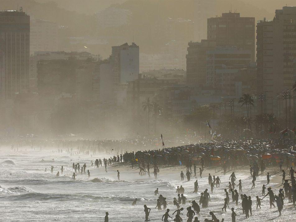 2017 foi o ano mais quente já registrado no oceano