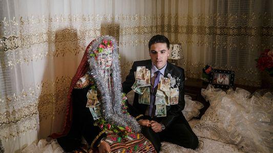 Transporte-se para um casamento muçulmano na Bulgária