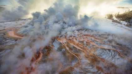 Enxame sísmico faz supervulcão de Yellowstone tremer