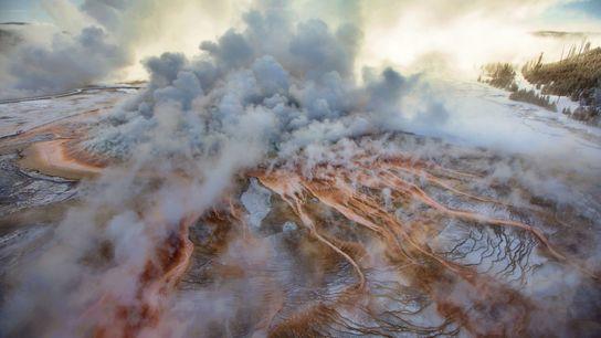 supervulcao-yellowstone-enxame-sismico-terremoto-parque-naiconal