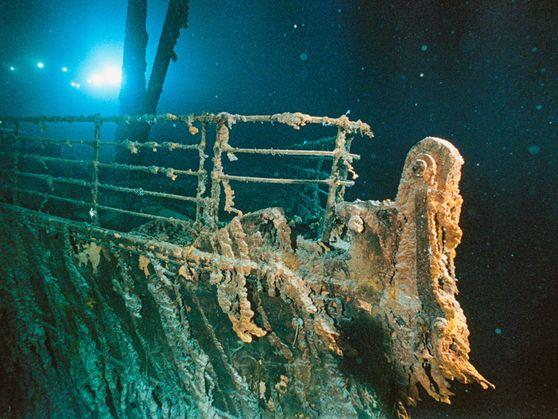 Como foi o naufrágio e a redescoberta do Titanic