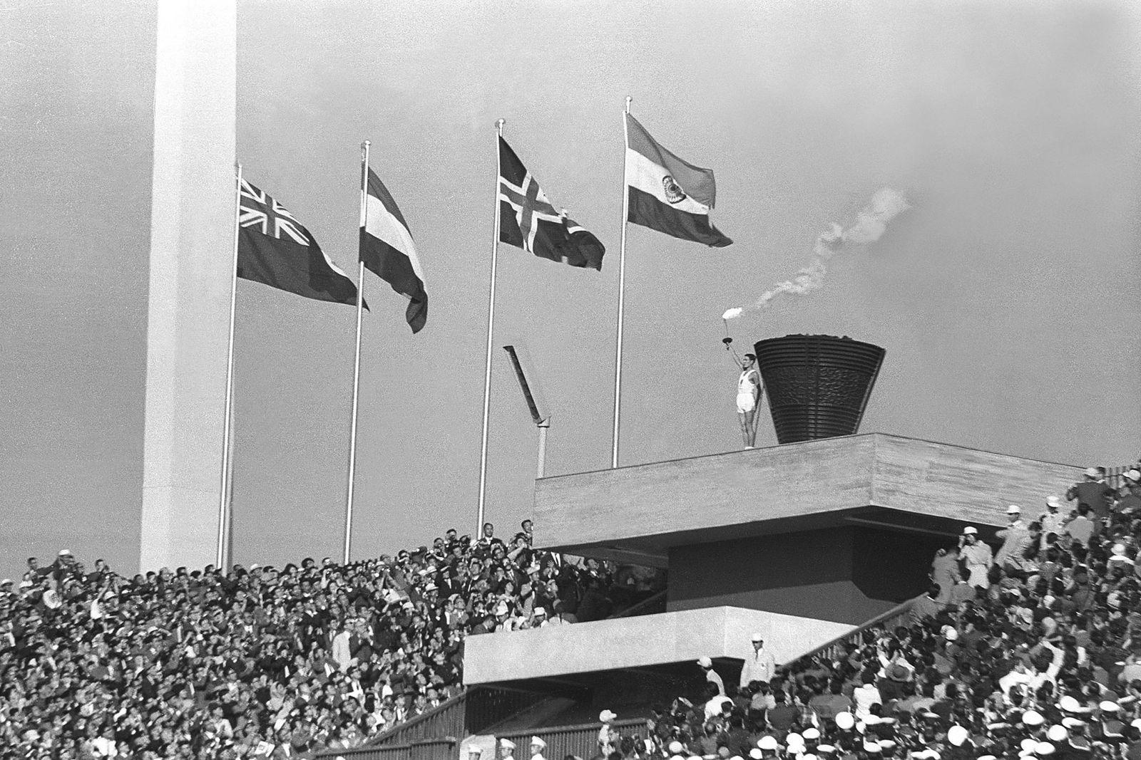 A turbulenta história das Olimpíadas em tempos de crise global