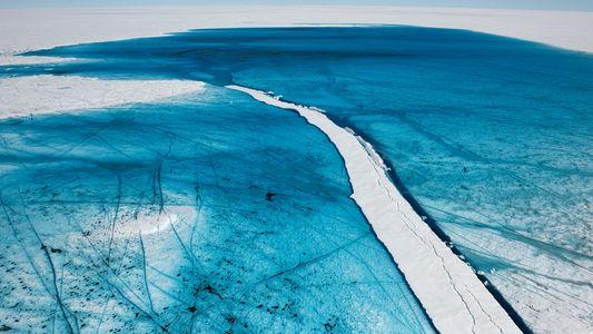 Onda de calor está transformando o gelo da Groenlândia em lama. E isso é uma péssima ...