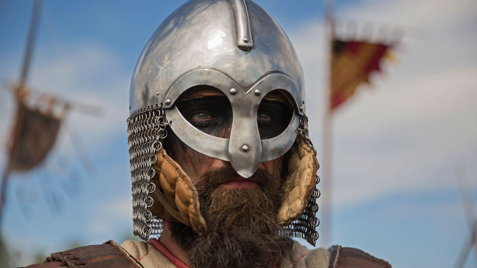 Encenador da era viking