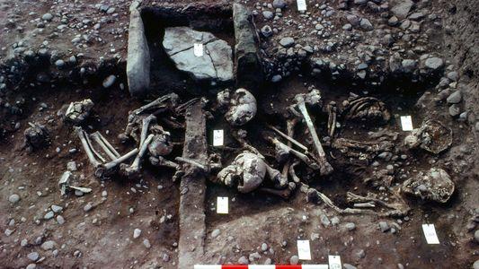 """O """"Grande Exército Viking"""" pode estar enterrado nesta vala comum"""