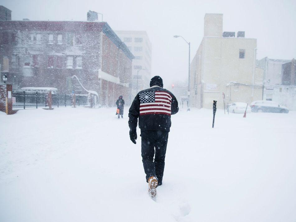 Ciclones-bomba e vórtices polares — explicações sobre estas assustadoras condições climáticas