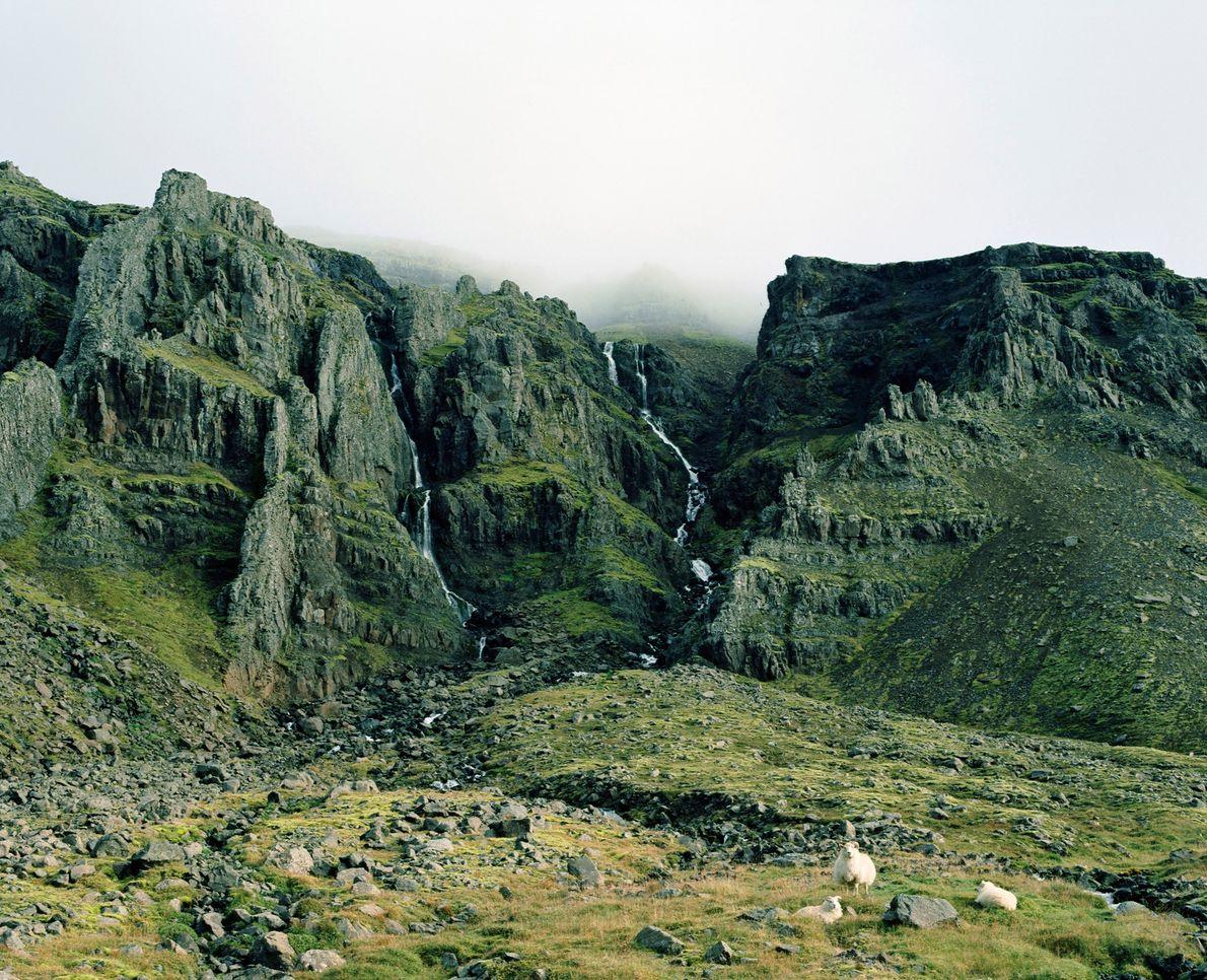 Öxi Pass, Eastern Iceland