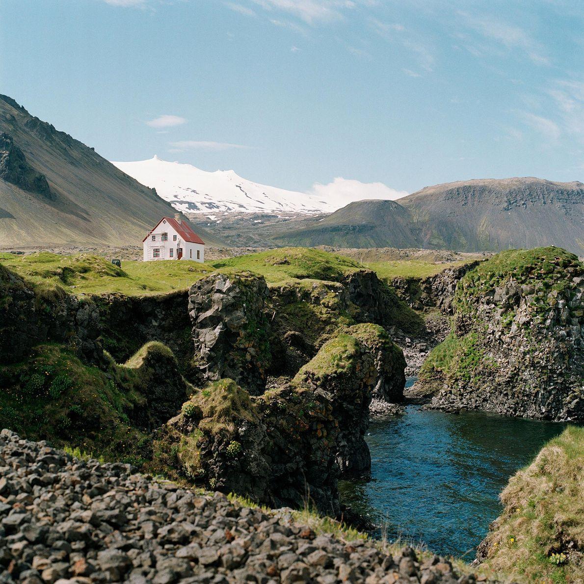 Arnarstapi, Western Iceland