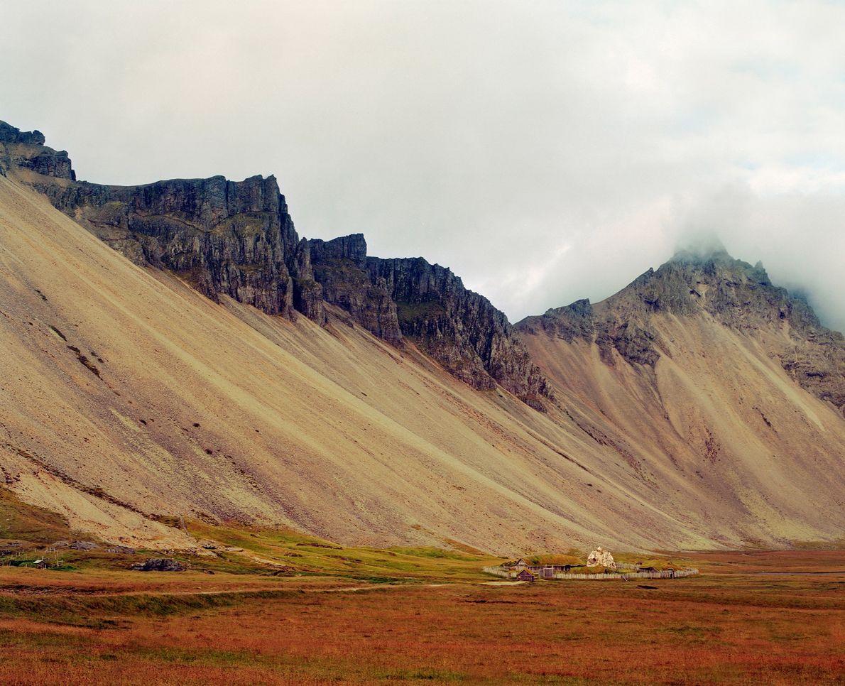 Klifatindur, Southeast Iceland