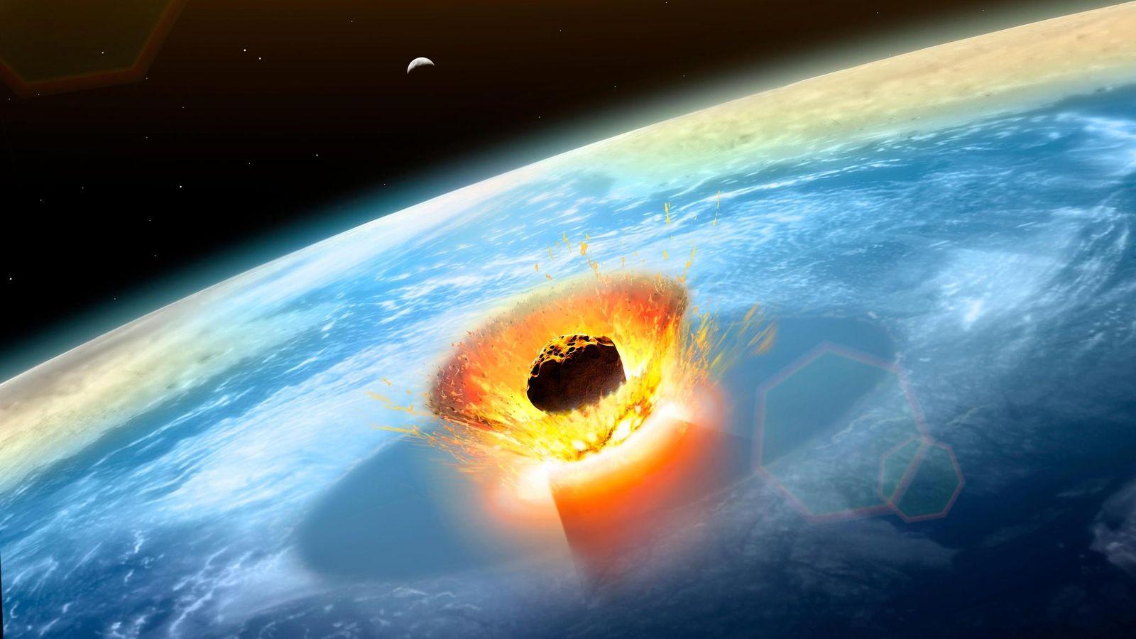 Em um instante, o impacto de Chicxulub mudou para sempre a vida na Terra - criando ...