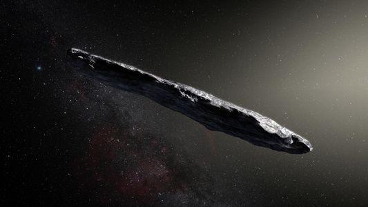 Estranho objeto interestelar pode ser fragmento de um planeta morto