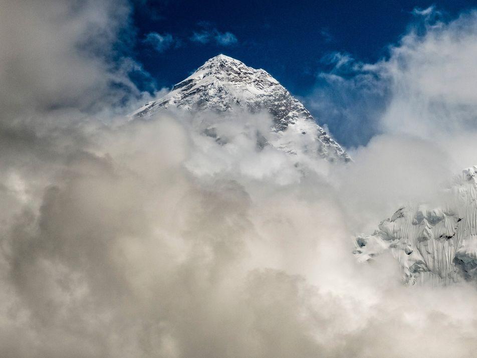 Como medir a altura do Everest? É uma tarefa complexa