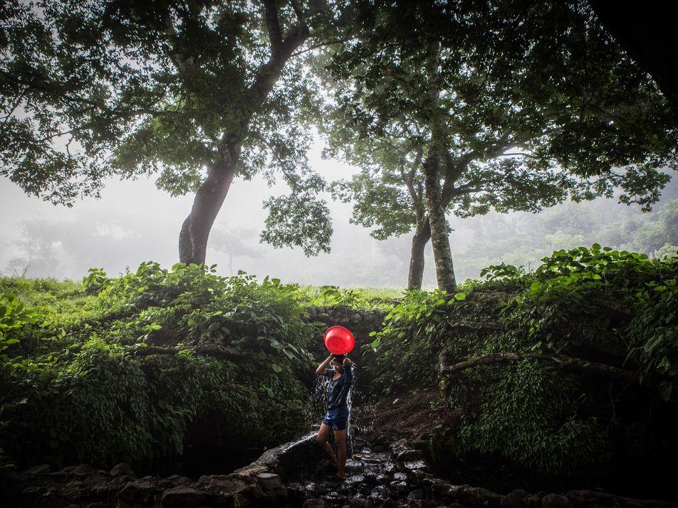 Conhecido pela exuberância, El Salvador está perigosamente perto de secar