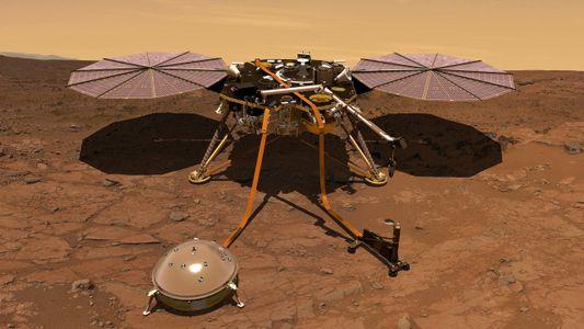 Pulsos magnéticos misteriosos descobertos em Marte