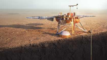 A espaçonave InSight, da Nasa, pousou com sucesso em Marte. E agora?