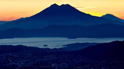 Finalmente encontrado vulcão colossal por trás do 'misterioso' resfriamento global
