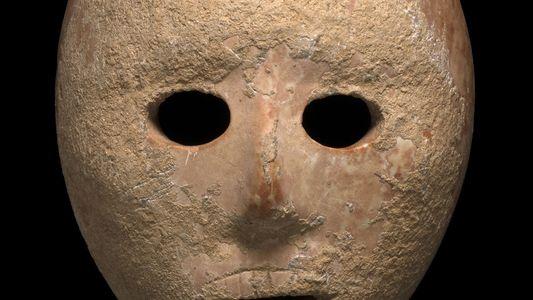 Máscara de 9 mil anos surpreende arqueólogos e levanta suspeitas