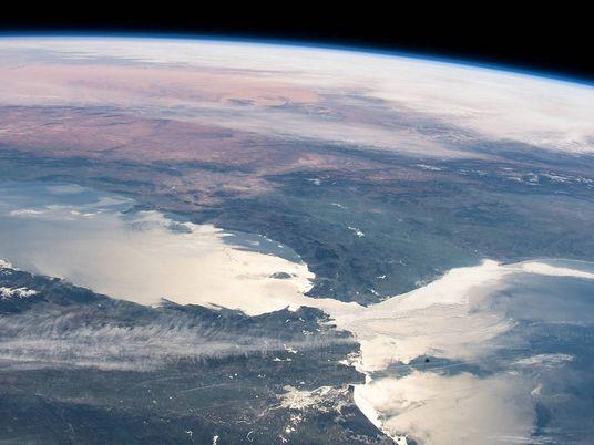 O Mediterrâneo quase secou, mas foi salvo por um dilúvio