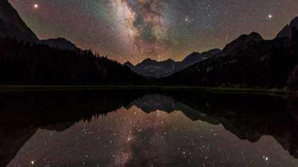 Via Láctea possui bordas distorcidas, confirma novo mapa estelar