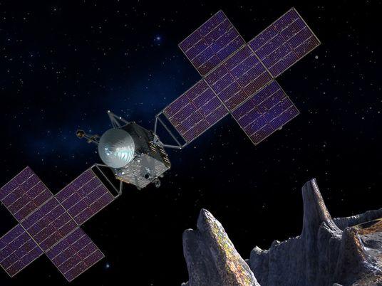 Vulcões espaciais de metal pesado podem ter forjado meteoritos cravejados de gemas