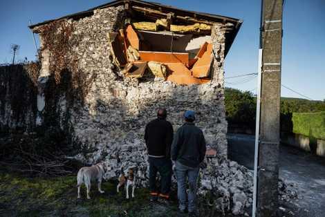Estranho terremoto abre rachadura na França