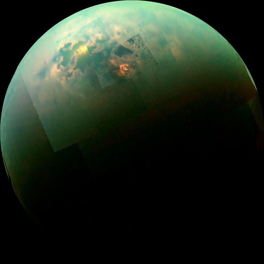 Novo tipo de 'mineral' alienígena criado na Terra