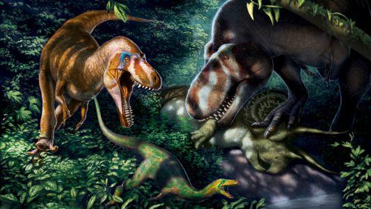 Esses elegantes predadores são, na verdade, tiranossauros jovens