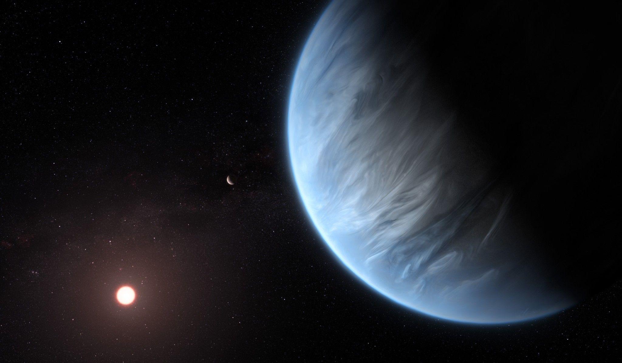 Água encontrada em planeta alienígena com condições para abrigar vida | National Geographic