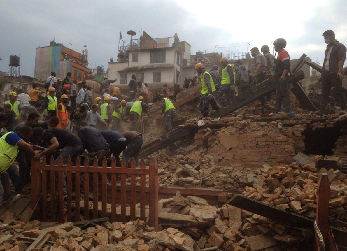 Collapsed Square