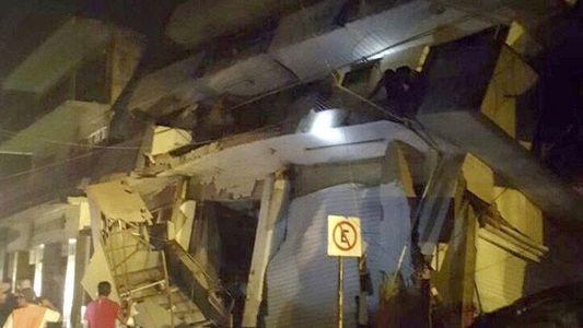 Galeria mostra o México após terremoto de magnitude 8,1