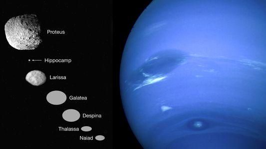 Conheça a mais nova lua de Netuno