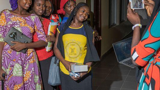 Essas meninas sobreviveram ao Boko Haram. Agora, enfrentam uma pandemia