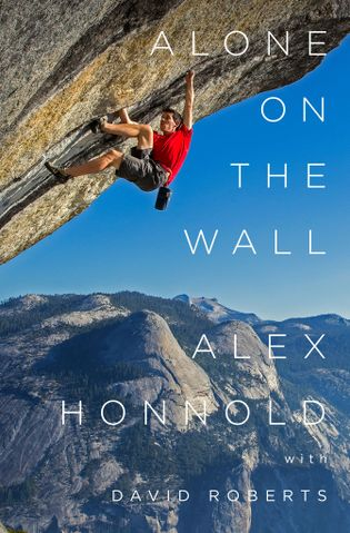 Alex Honnold Alone on the Wall