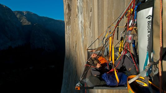 Fotos: Como aventureiros dormem em locais extremos