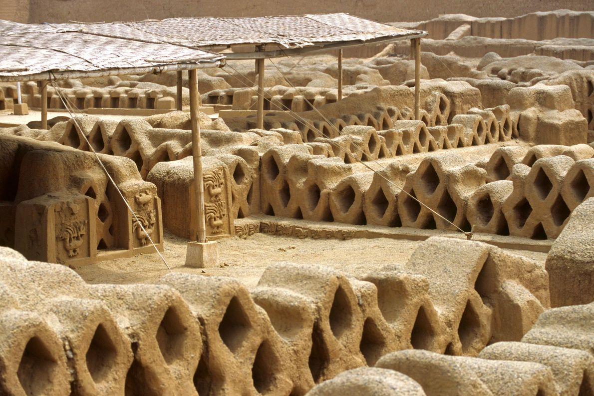 CHIMU Este reino poderoso governou o local onde hoje fica o norte do Peru durante quase 500 …